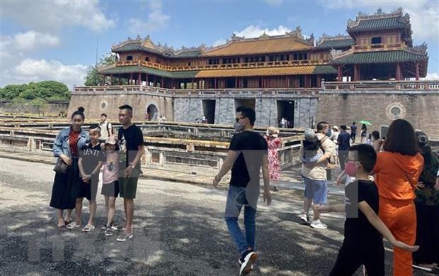 承天顺化省主动促进旅游业恢复 hinh anh 1