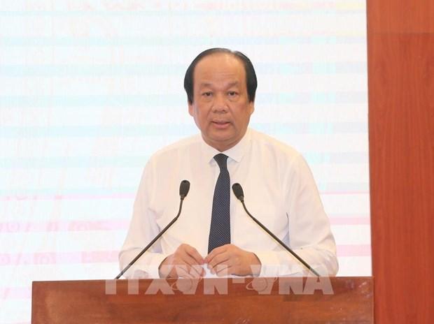 越南政府例行新闻发布会:越南迎来经济重启的黄金机会 hinh anh 2