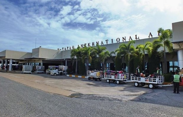 泰国通过价值90亿美元的乌塔堡国际机场发展合同 hinh anh 1