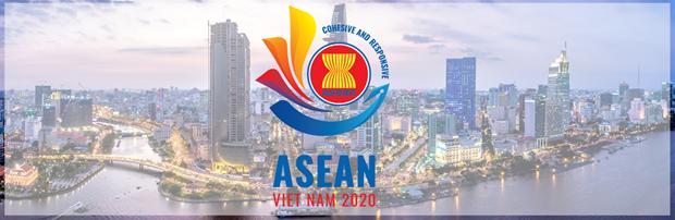 日媒高度评价越南在担任东盟轮值主席国期间的作用 hinh anh 1