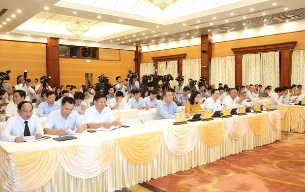 工贸部副部长杜胜海:将对外公布大米出口活动的检查结果 hinh anh 1
