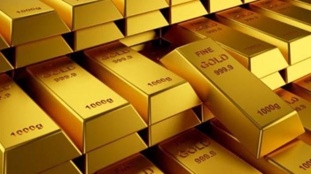 6月4日越南国内黄金价格继续下降 hinh anh 1