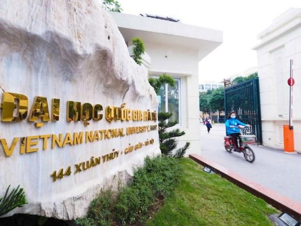 越南三所大学跻身《泰晤士高等教育》2020年亚洲大学排名榜 hinh anh 1