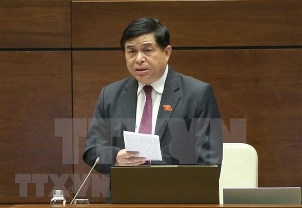 越南成立2021年中央经济普查指委会 计划与投资部长担任指委会主任 hinh anh 1