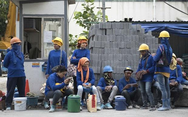 泰国同意柬老缅三国劳务人员继续停留在泰至今年7月31日 hinh anh 1