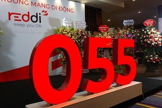 以055开头的Reddi移动虚拟网络服务问世 hinh anh 2