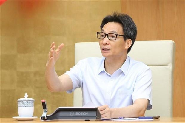 严格实施入境越南的外国专家检疫隔离规定 hinh anh 1