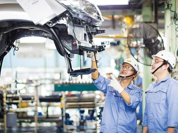 2020年5月胡志明市工业生产情况开始复苏 hinh anh 1