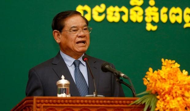 柬埔寨国会通过《反洗钱和恐怖融资法》修正案 hinh anh 1