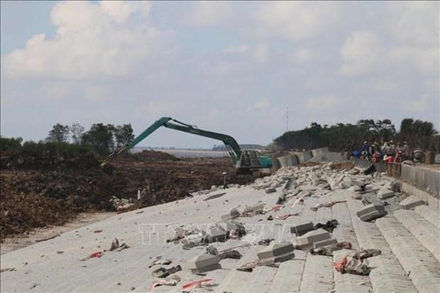 世界银行援助越南加强气候变化应对能力 hinh anh 1