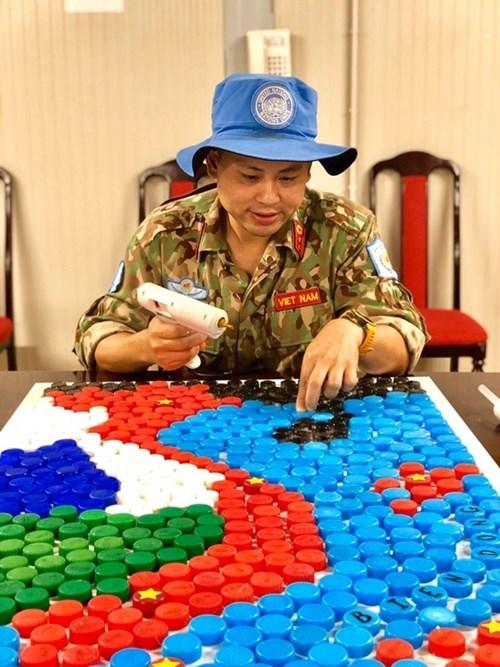 """越南野战医院在南苏丹执行的""""特别任务"""" hinh anh 2"""