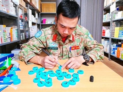 """越南野战医院在南苏丹执行的""""特别任务"""" hinh anh 3"""
