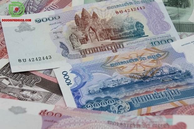 2020年前4月柬埔寨财政收入达20亿美元 hinh anh 1