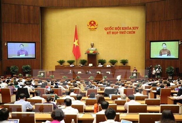 越南第十四届国会第九次会议公报(第十一号) hinh anh 1