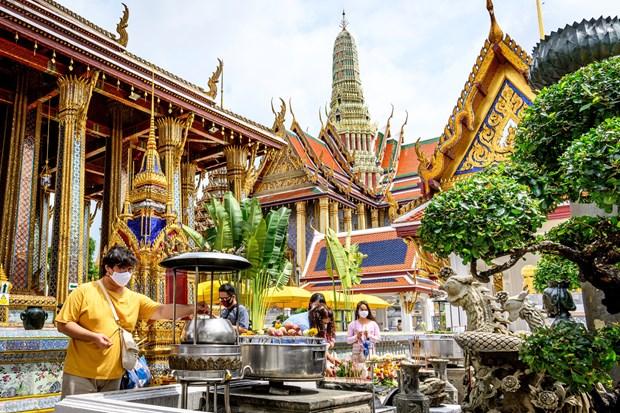 新冠肺炎疫情:泰国连续两个星期无新增社区传播病例 hinh anh 1