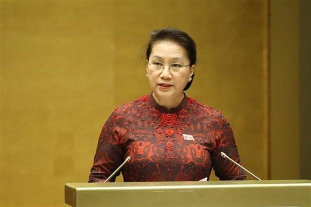 越南国会第九次会议:国会活动中的重要亮点 hinh anh 2