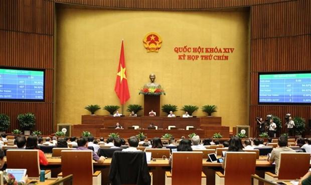 越南国会批准《越南与欧盟自由贸易协定》 hinh anh 2