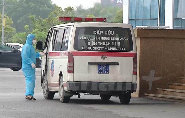 越南新增1例输入性病例 入境之后立即隔离 hinh anh 1