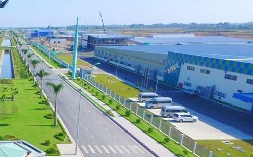 永福省升龙工业区引进外资占该省各工业区引进外资总额的近70% hinh anh 1