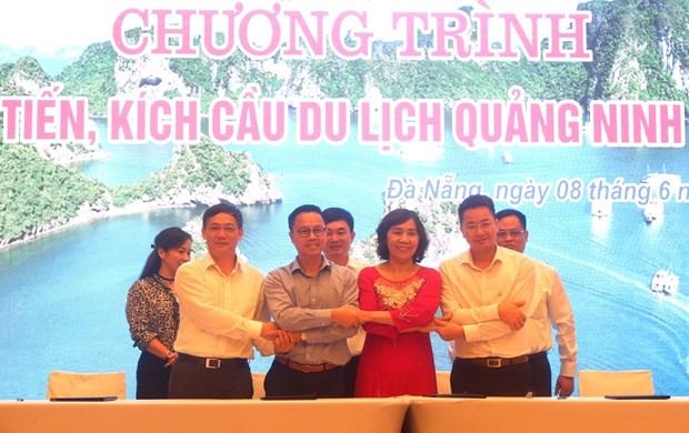 广宁省和岘港市联手刺激旅游业发展 hinh anh 1