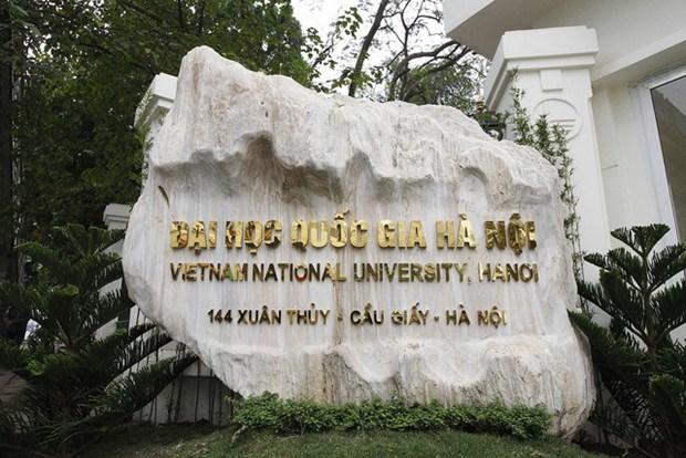 越南两所大学继续入选2021年世界大学学科排名 hinh anh 1