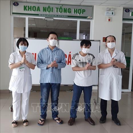 新冠肺炎疫情:10日下午越南无新增确诊病例 12例患者继续接受治疗 hinh anh 1