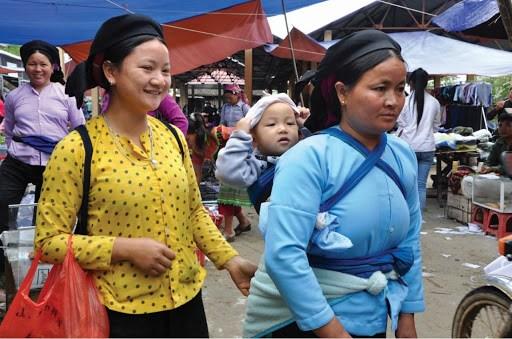 在越南的新农村发展中促进性别平等 hinh anh 1