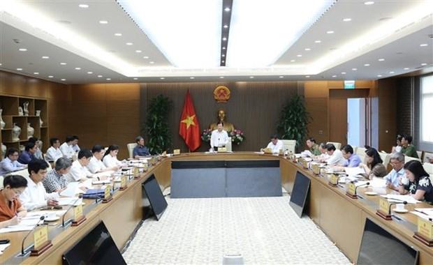 政府副总理郑廷勇:新农村建设中要防止形式主义 hinh anh 2