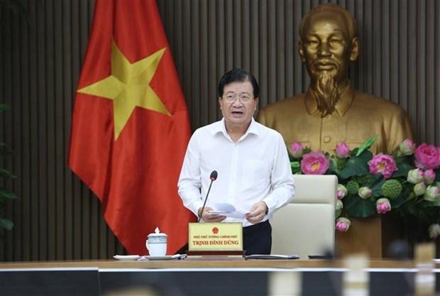 政府副总理郑廷勇:新农村建设中要防止形式主义 hinh anh 1