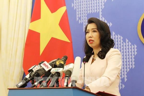 越南为开展EVFTA、EVIPA做好了准备 hinh anh 1