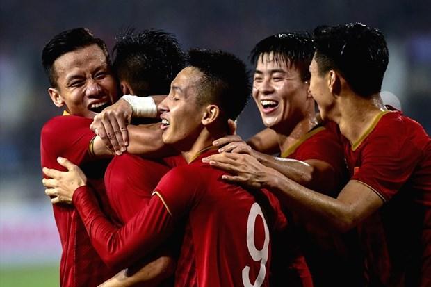 越南在2022年世界杯亚洲区预选赛中占据优势 hinh anh 1