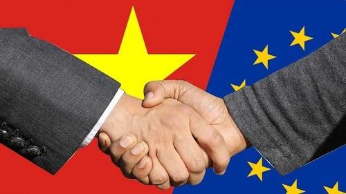 利用《越欧自由贸易协定》和《越欧投资保护协定》加大发展和融入国际力度 hinh anh 1