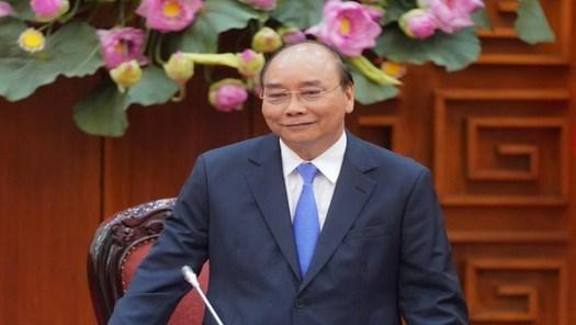 越南政府总理阮春福致信祝贺新闻工作者 hinh anh 1