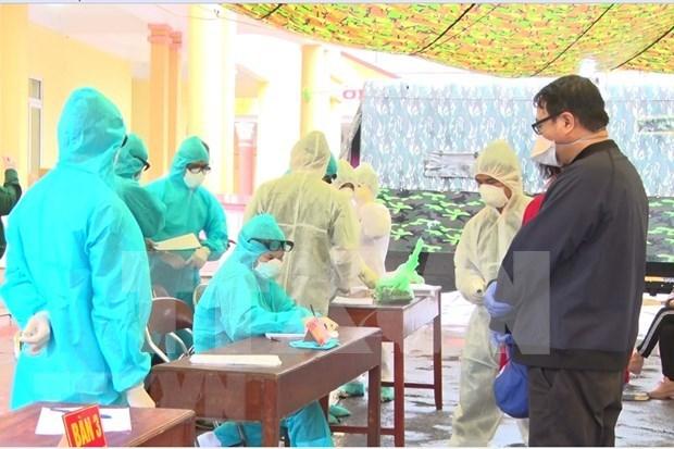 6月13日下午新增一例新冠肺炎确诊病例 hinh anh 1