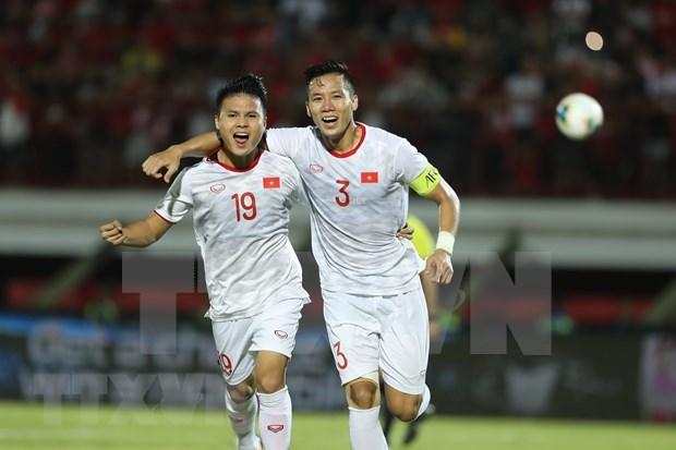 FIFA排名:6月越南国足排名保持不变 位列世界第94位 hinh anh 1
