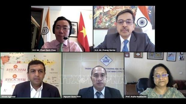 EVFTA是在越南印度投资者的好机会 hinh anh 1