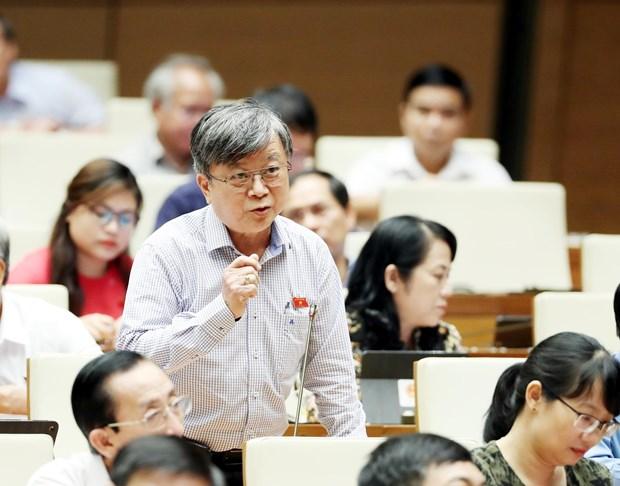 越南第十四届国会第九次会议公报(第十六号) hinh anh 1