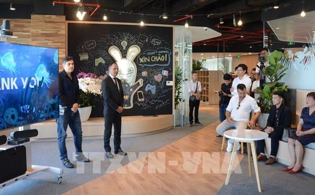 岘港多措并举 加大引进对高科技和信息技术的投资 hinh anh 2
