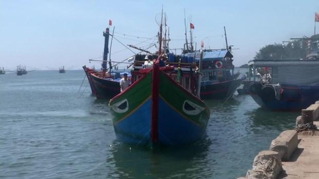 关于在黄沙海域的QNg96416TS号渔船事故案:越方要求中方调查核实并配合解决 hinh anh 1