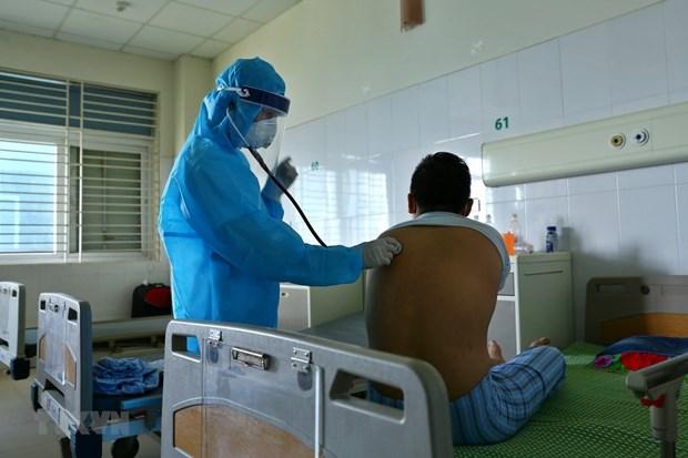 新冠肺炎疫情:仍有10271人正接受隔离观察 hinh anh 1