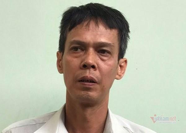 胡志明市公安扣押一个煽动颠覆国家的分子 hinh anh 1