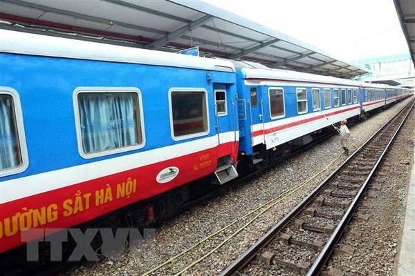 河内-老街旅游火车线将于2020年6月19日重新运行 hinh anh 1