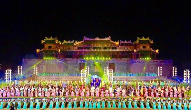 一系列精彩的文化活动将亮相2020年顺化文化节 hinh anh 1