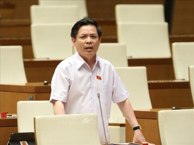 越南第十四届国会第九次会议:促进国家重点项目资金到位 hinh anh 1
