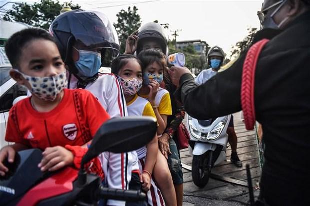 泰国连续21天无新增本地新冠肺炎确诊病例 hinh anh 1