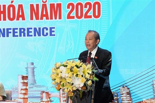 清化省在2020年清化省投资促进会议上招商引资125亿美元 hinh anh 2