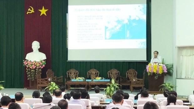 九龙江三角洲PCI指数在全国6个经济区排名第一 hinh anh 1