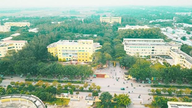 茶荣大学跻身2020年世界最具影响力并为社会作出积极贡献前100高校排名 hinh anh 1