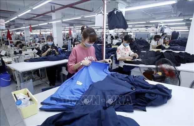后疫情阶段:越南经济现状使投资商放心投资兴业 hinh anh 1