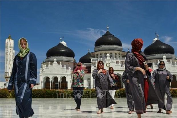 印尼考虑对中国、韩国、日本和澳大利亚等国游客开放 hinh anh 1
